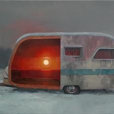 Andrew McIntosh (Mackie), 'Sun Van II', 2016, bo.lee gallery