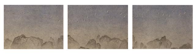 ZHANG WEN 张闻, 'Flight of Fancy', 2018, White Space Art Asia