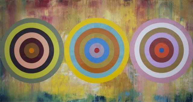 , 'Sunflower Target,' 2015, McNeill Art Group