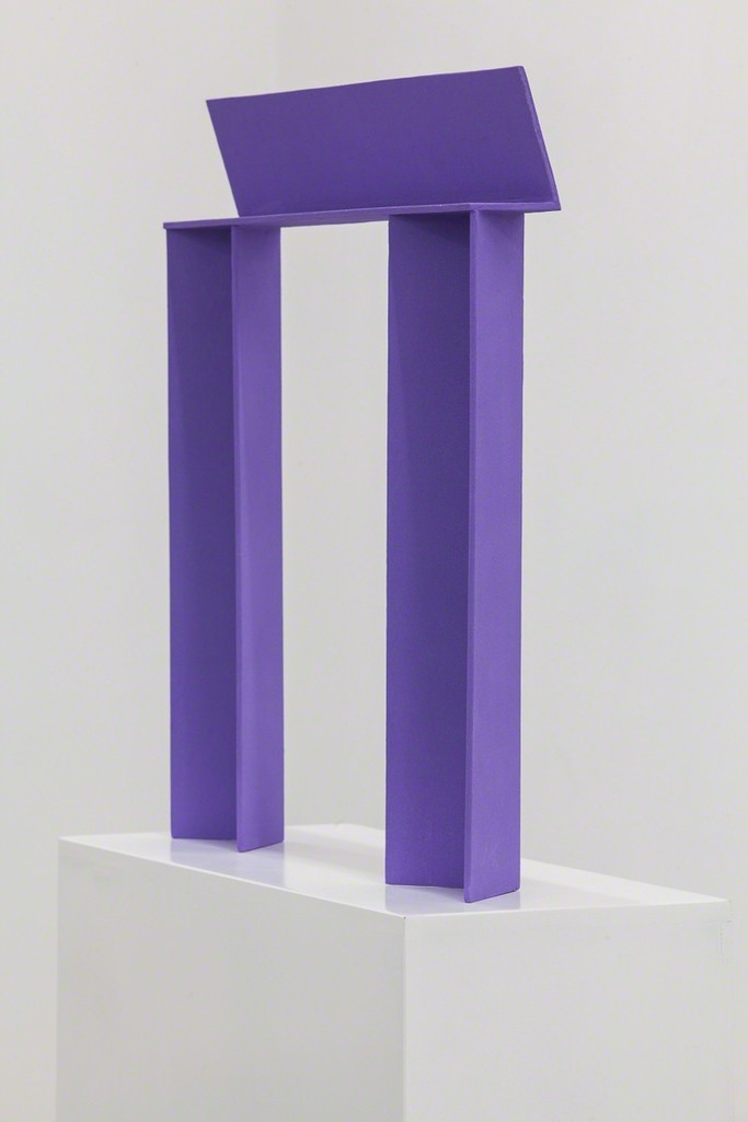 Untitled (mauve)