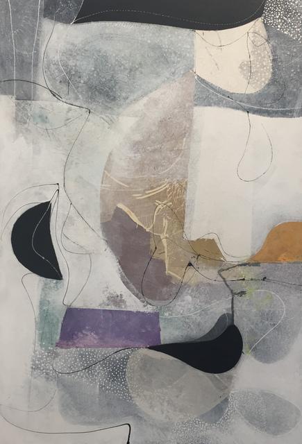 Charlie Hewitt, 'Silver Ghost', 2018, Heather Gaudio Fine Art