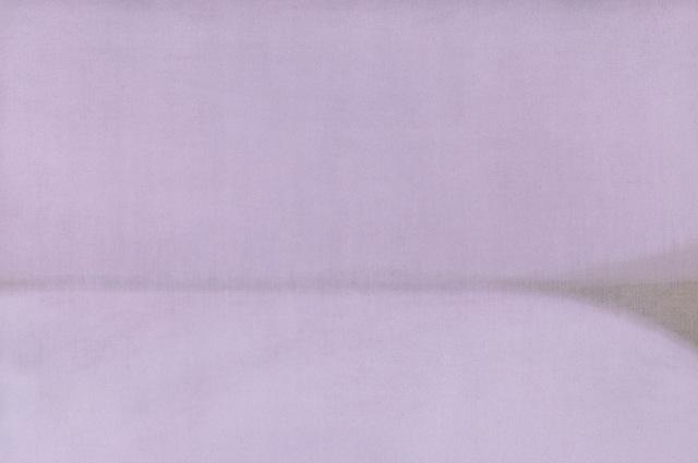 , 'Untitled (Lavender),' 2016, Tayloe Piggott Gallery