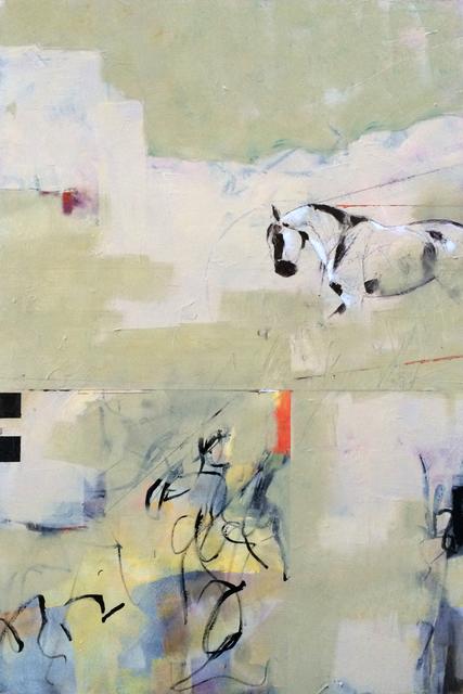 , 'River Dancer, Modern Horses Series,' 2019, Artsivana Contemporary