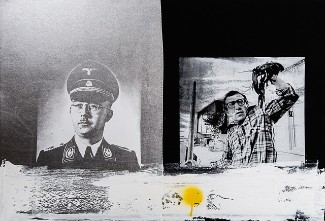 , 'Woody Allen vs the Nazis: Annie Hall-Himmler,' 2013, Garis & Hahn