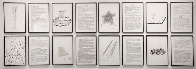 , 'Public Blank,' 2006-2008, Tina Kim Gallery