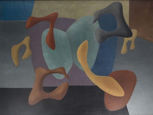 , 'Bone Structure,' 1936, Weinstein Gallery