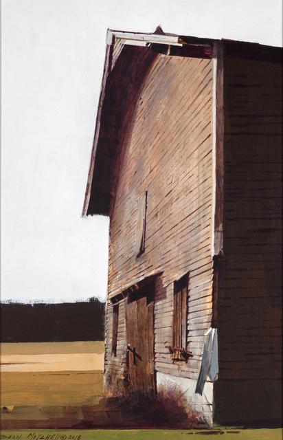 , 'Quincy Tobacco Barn,' 2018, Mac-Gryder Gallery