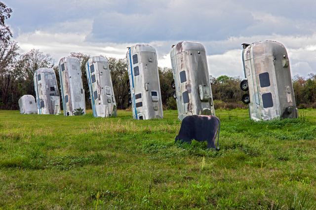 , 'Trailer Stonehenge,' 2014, Untitled 2.0
