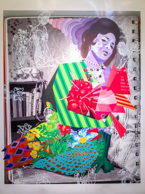 , 'Flowery Girl,' 2015, Powen Gallery