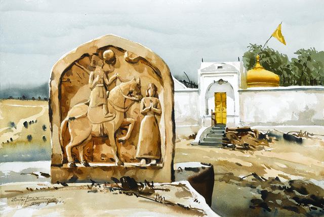 , 'Sacred Stones,' , Art Pilgrim
