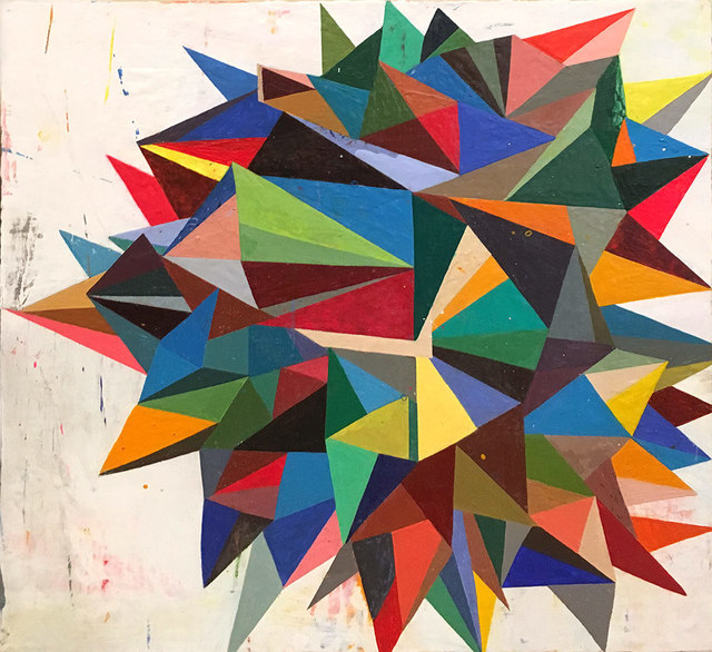 , 'Untitled (GB42),' 2016, George Billis Gallery