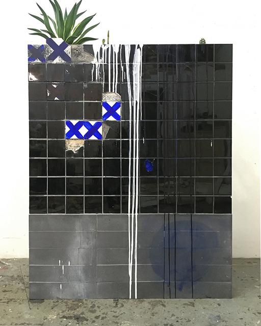 , 'I Am The River Behind The Wall (Night at Rio Mantaro),' 2018, LatchKey Gallery
