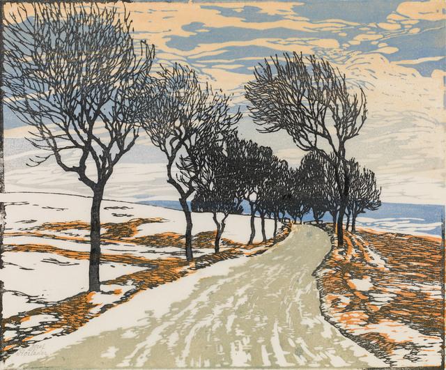 , 'Alley of Trees,' 1922, Galerie Kovacek & Zetter
