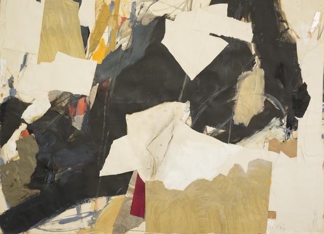 , 'A Persuasive Stillness,' 1963, Eric Firestone Gallery