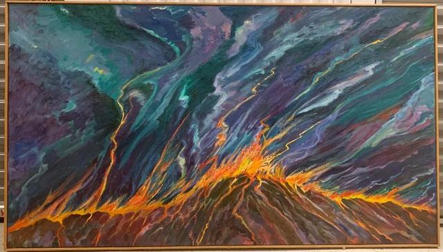 , 'Fire Mountain,' 1998-1999, Alpha 137 Gallery