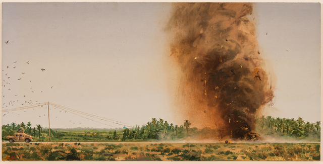 , 'Large IED,' 2009, Postmasters Gallery