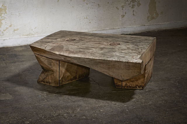 , 'Low table #3,' 2012, Armel Soyer