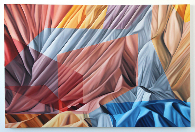 , 'Klee Bluff III,' 2017, Cris Worley Fine Arts