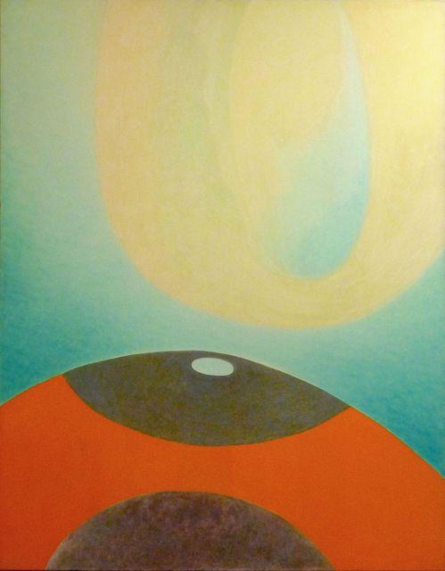 """, '""""O"""" Zone,' 1973, Jason McCoy Gallery"""