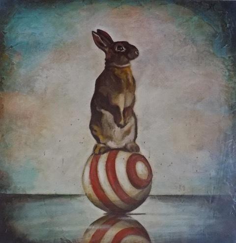 , 'Having a Ball 48,' 2018, Shain Gallery