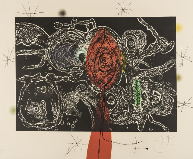 Joan Miró, 'Espiru – Miró (Duthuit 870)', 1975, Forum Auctions