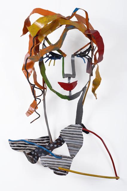 , 'Con Mirada Azul,' , Odon Wagner Contemporary