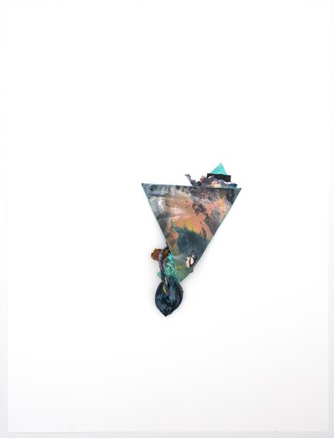 Carla Escoffery, 'Entredeux, and at the tip of the iceberg', 2018, Galería Arteconsult
