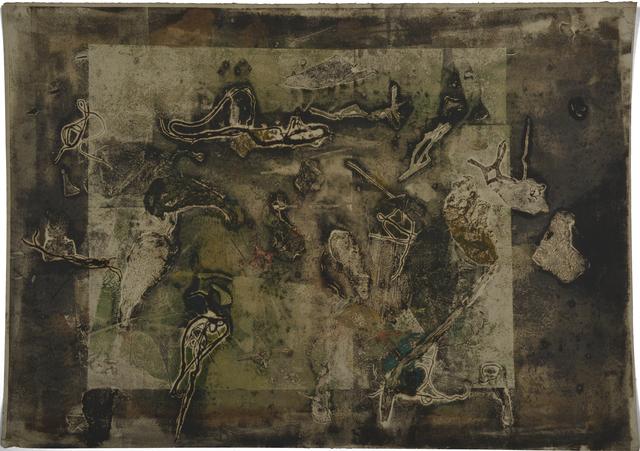Ciprian Radovan, 'Archeology', 1966, Jecza Gallery