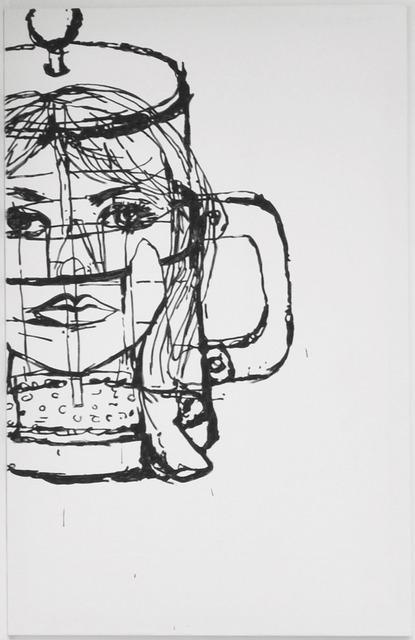 , 'Partial Figure,' 2015, Johannes Vogt Gallery