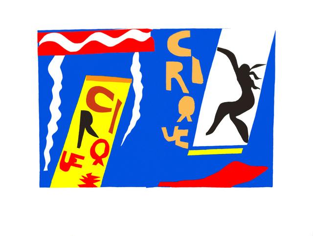, 'Le Cirque (The Circus),' 2007, Art Lithographies