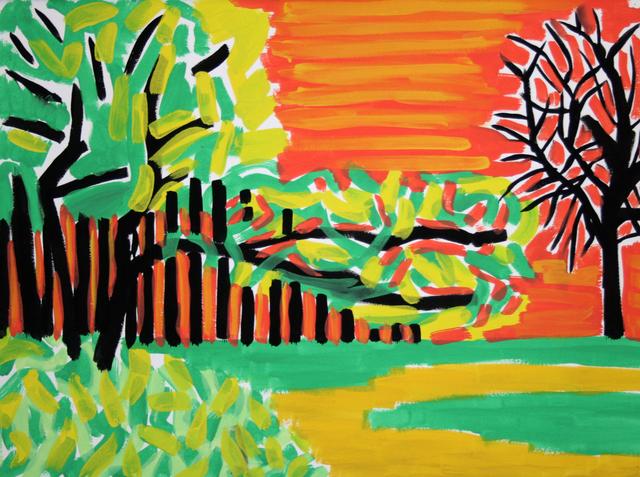 , 'Paper Landscape #6 ,' 2017, Bruno David Gallery & Bruno David Projects