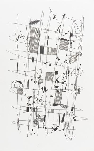 , 'LFMS311015 (c),' 2015, Zeno X Gallery
