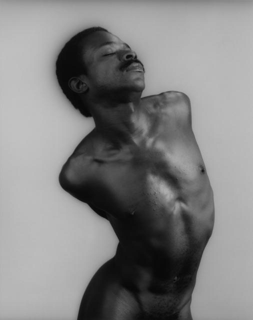 , 'Michael St. Clair,' 1984, Arthur Roger Gallery