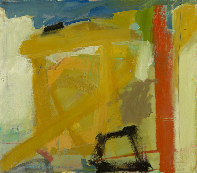 , 'Fairground II,' 2016, Hollis Taggart Galleries