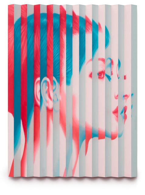, 'Multipersonality #45,' 2014, Faur Zsofi Gallery