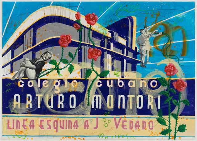 , 'Vedado [Number 1],' 2006, Track 16 Gallery