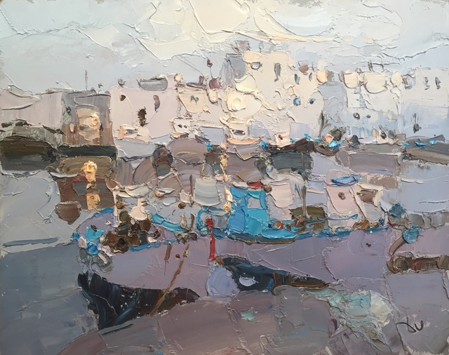 , 'Evening,' 2014, Grenning Gallery