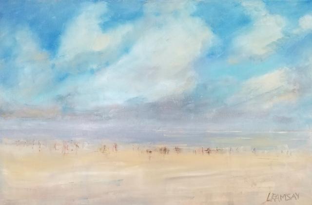 Linda Ramsay, 'Beach Day', 2019, Solace Studio + Gallery & Contour 19