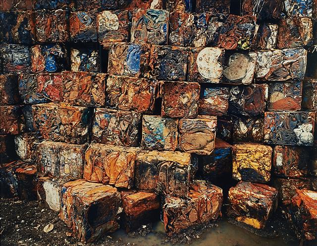 Edward Burtynsky, 'Densified Oil Drums #4, Hamilton, Ontario', 1997, Rago
