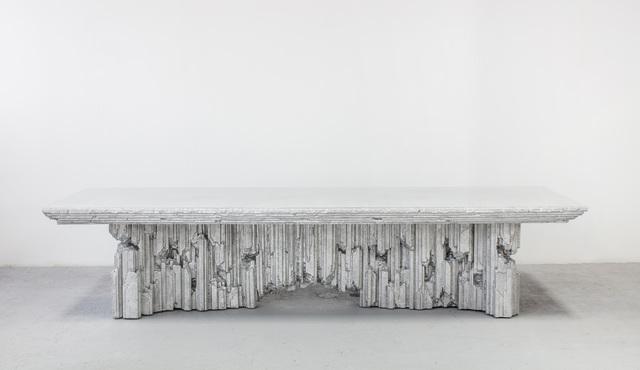 , 'Alufoil (Frieze Table),' 2016, Friedman Benda