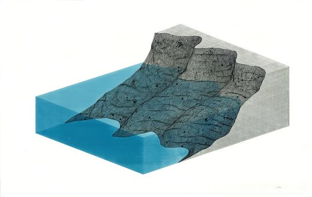 , 'Erosion 5,' 2018, MAGMA gallery
