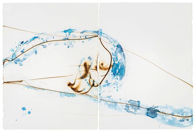 , 'Vitrified 3118,' 2018, Michael Warren Contemporary