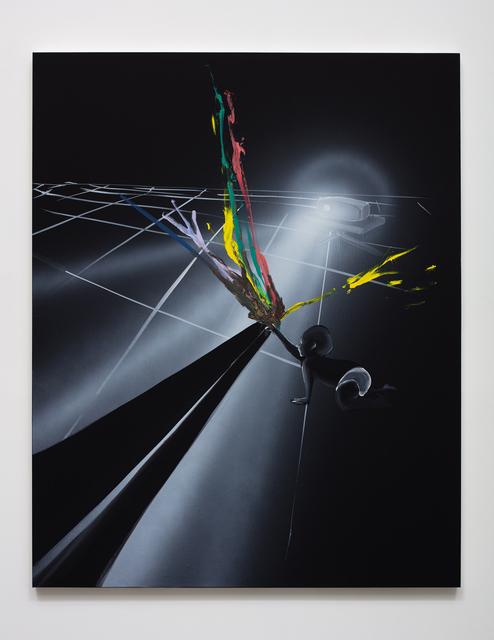 , 'Thrown Light,' 2017, Pilar Corrias Gallery