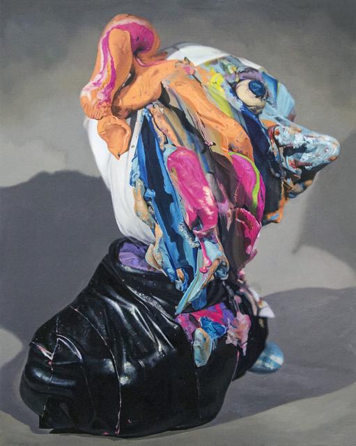, 'Thr Beast of Spenimore,' 2015, Galerie Heike Strelow
