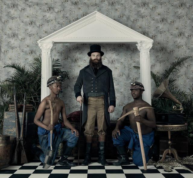 , 'Genesis (Je n'isi isi) IV,' 2016, LUNDGREN GALLERY