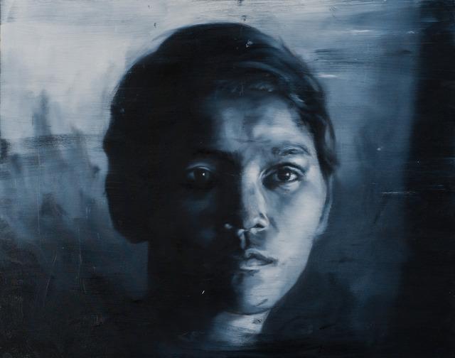 , 'Jhumpa,' 2018, Mazel Galerie
