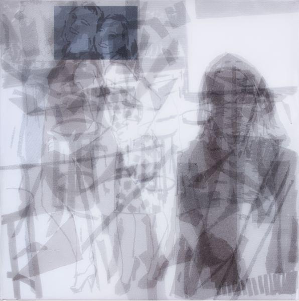 , 'Imagefall no:21,' 2014, C24 Gallery