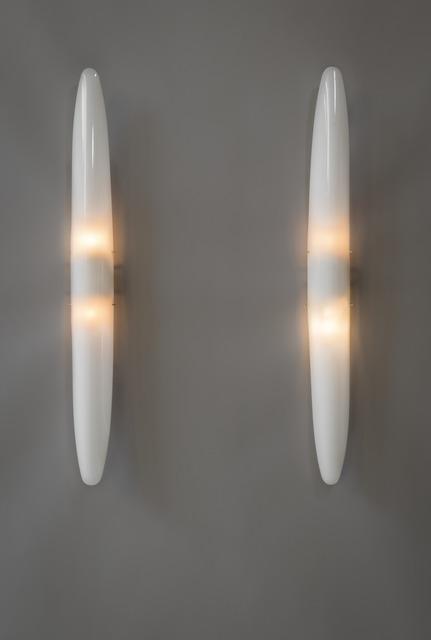 , 'Pair of sconces M11,' 1958, Galerie Pascal Cuisinier