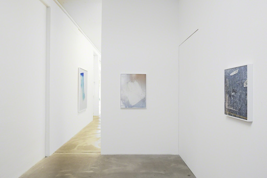 exhibition view 'The Human Apparatus', John Lehr, Klemm's, Berlin 2015