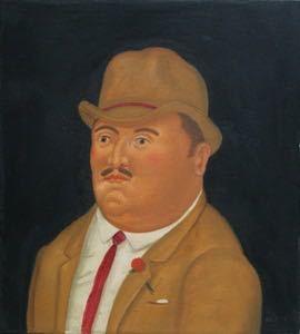 , 'Cabeza de Hombre ,' 1980, Galería Duque Arango